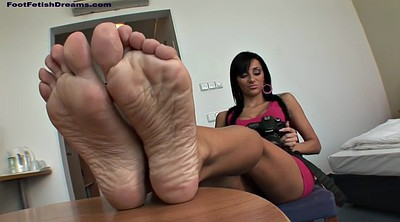 Footjob, Massages, Massag
