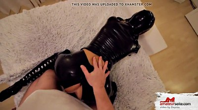 Anal creampie, Latex anal, Latex german