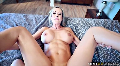 Big tits mom, Brandi love, Pov mom, Mom pov, Box