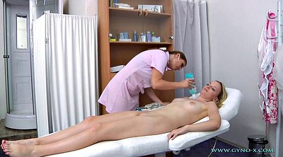 Granny anal, Gyno, Doctor anal, Examination