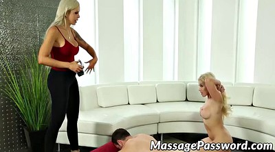 Giant, Mature massage