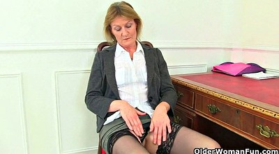 Granny masturbation, Teaching