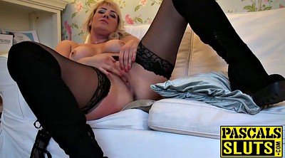 Stocking, Stockings milf, Stocking masturbation, Stock