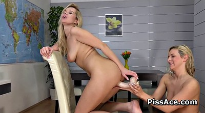 B love, Dildo riding