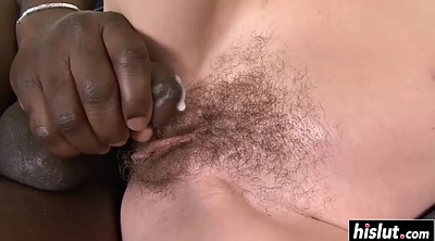 Mommy, Ginger, Black hairy, Hairy ebony
