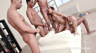Big black cock, Asian anal, Gaping, Hardcore gangbang, Interracial gangbang, Asian black cock