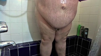 Shower, Small cock