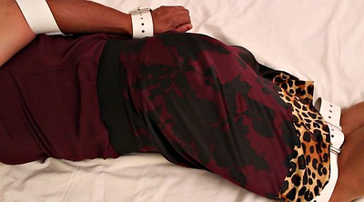 Gay bondage, Asian crossdresser, Crossdresser bondage
