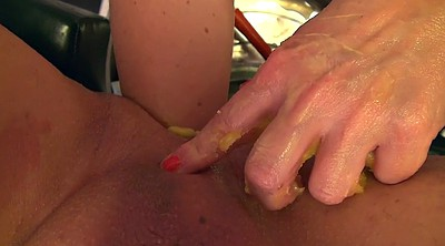 Doctor, Double fisting, Doctor sex, Strapon pov, Sex toys, Femdom fisting