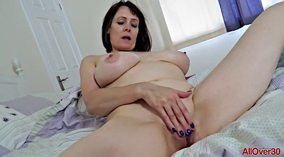 Mature mom, Mom masturbation