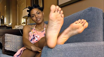 Black, Footing, Dream, Ebony soles