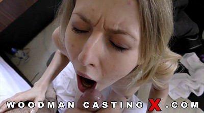Casting, Hairy ass