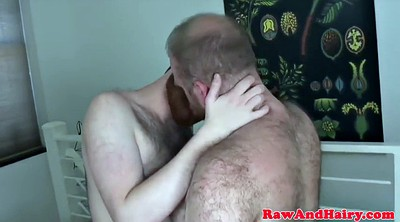 Chubby anal, Mature kissing