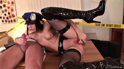 Orgasm, Handjob, Police, Offices, Madison parker
