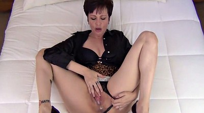 Mom creampie, Young creampie, Mom pov