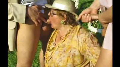 Granny anal, Younger