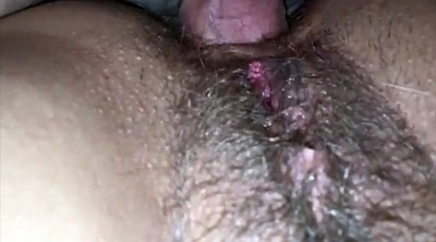 Hairy, Pussy, Anal creampie, Pussy creampie