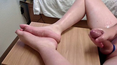 Gay cum, Feet cum, Cum on feet