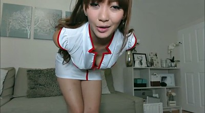 Asian solo, Asian nurse, Asian masturbate, Nurse solo, Big dick solo