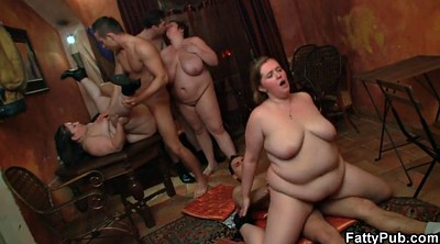 Bbw group, Bbw gangbang, Group bbw