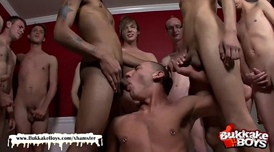 Gay, Anal orgy