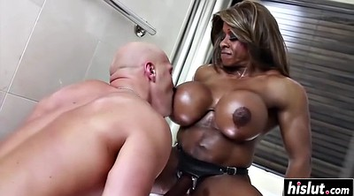 Mommy, Black tits, Black big tits