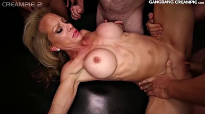 Fitness, Really, Gangbang creampie