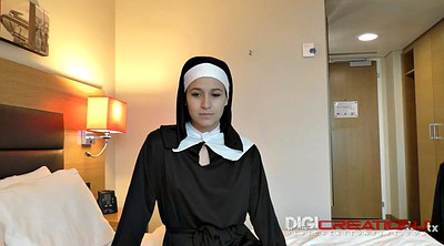Nuns, Teen interracial, Teen bbc, Ebony cumshot
