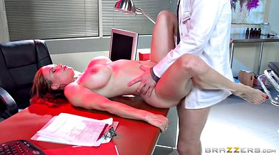 Office, Mature doctor