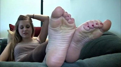 Foot fetish, Sole, Teen feet
