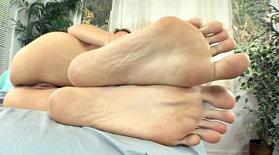 Foot, Feet solo, Blond