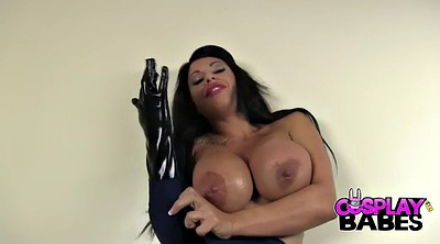 British, Milf solo fingering, Solo chubby, Costume, Chubby fingering