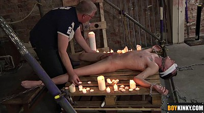 Bdsm gay, Chain, Nude, Chained, Chains, Blindfolded