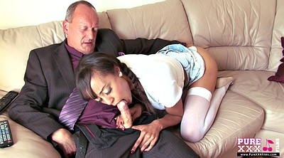 Interracial, Granny hd