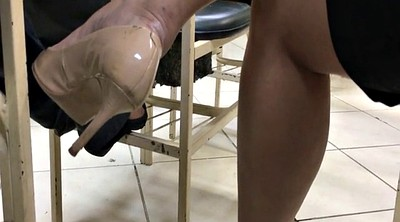 Shoeplay, Dangling, Candid