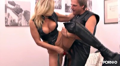 Boots, Leather, Milf boots