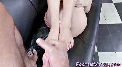 Footjob, Teen feet, Handjob cumshot, Teen hd, Footjob hd