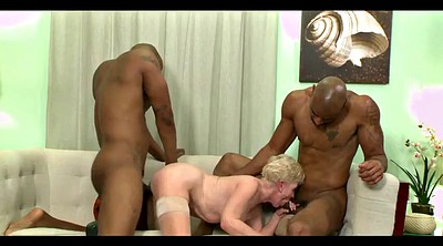 Mature interracial, Bbc granny