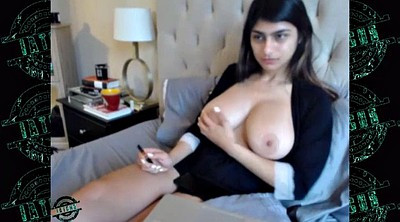 Mia khalifa, Pov, Indian massage, Arabs