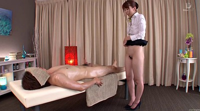 Massage, Japanese massage, Yui, Japanese subtitle, Japanese subtitled, Bottomless