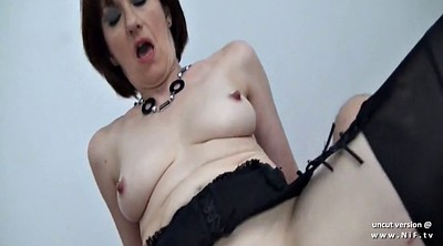 Cum in mouth, Amateur cum in mouth, French mature