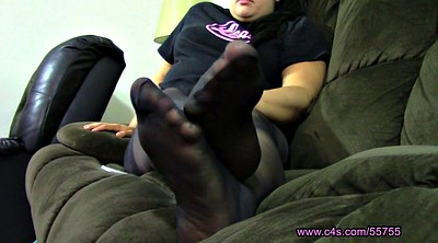 Pantyhose feet, Bbw feet, Pantyhose foot