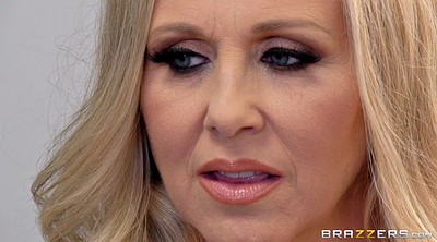 Julia ann, Doctor, Clinic, Blonde mature