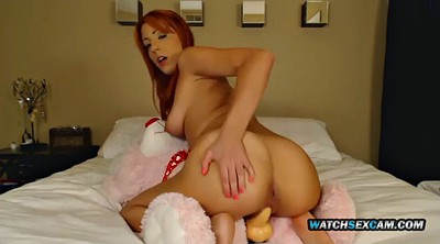 Mother, Teddy, Riding dildo