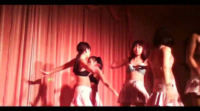 Chinese teen, Japanese teen, Chinese dance