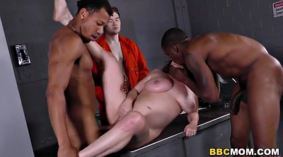 Moms, Jail, Mom bbc, Mature big tits, Ebony mom, Black mom