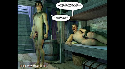 Old gay, Cabin