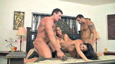 Foursome, Swingers, Long cock
