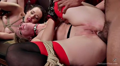 Bondage, Blacked, Ocean, Gagged, Anal party, Fist orgy