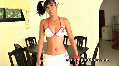 Doctor, Nurse, Thai teen, Doctors, Thais, Asian nurse